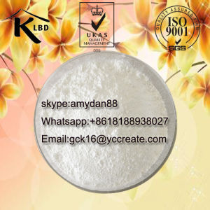 Ruwe Witte Hydrobromide van Citalopram van het Poeder voor Kalmerende CAS 59729-32-7