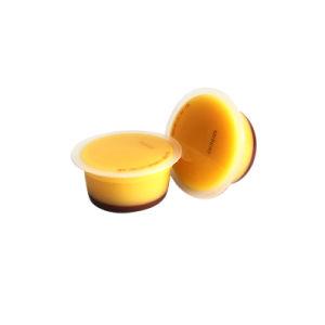 2018 حارّ يبيع فوقيّة لبن بيضة بودنغ فنجان