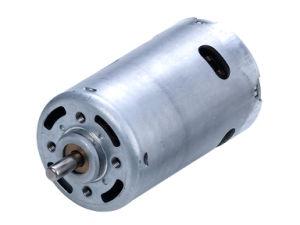 Motor eléctrico 24V-997sh-8013 RS motor DC, para sierra circular