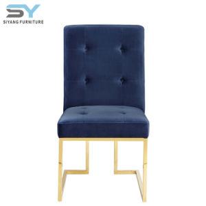 Restaurante banquete distribuidor de muebles metálicos sillas Tiffany Silla Silla de Comedor