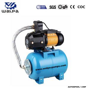 De presión automático de alta calidad de pozo profundo bomba con depósito de 24L