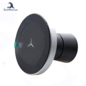 10W inalámbrica Qi rápido Universal cargador de coche accesorios de telefonía móvil de Samsung S9