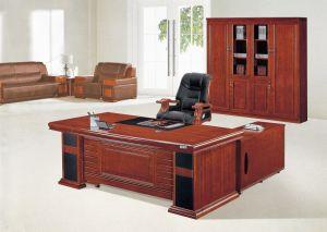 Управление исполнительным таблица Покрытие бумаги современных горячих пункт продажи босс управления Таблица меламина письменный стол