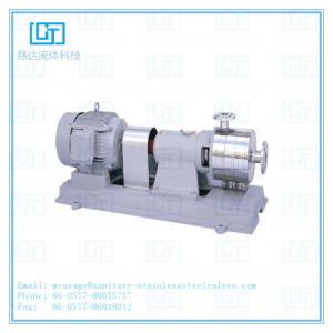 Edelstahl-gesundheitliche konstante Emulsion-Pumpe