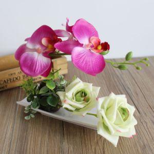 Красивое оформление для настольных ПК искусственного Цветы искусственные растения