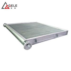 중국 판매를 위한 공급자에 의하여 주문을 받아서 만들어지는 알루미늄 탄미익 관 열교환기 열선률