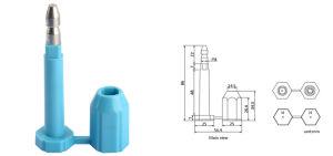 Junta del tornillo de metal de alta seguridad de bloqueo de contenedor para la venta