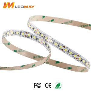 Indicatore luminoso di strisce flessibile del LED SMD2835 DC12V LED con CE RoHS