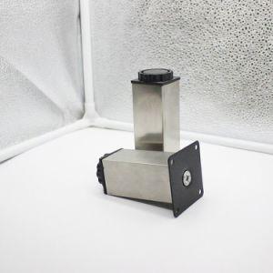 La Chine Mobilier Matériel de montage moderne de la vente directe de la table en acier inoxydable Canapé-jambes réglables
