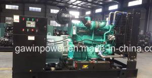 Insieme di generazione diesel di Cummins della garanzia globale industriale di uso