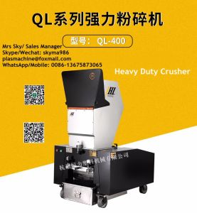 Jinhengliの熱い販売のプラスチック粉砕機機械Ql500