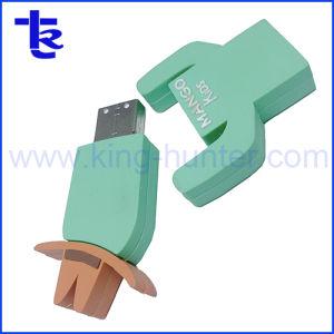 Пвх флэш-накопитель USB Memory Stick Wholesales индивидуального логотипа