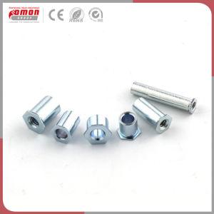 Eslabones de metal de diseño personalizado para la construcción de los espárragos de clinchado Auto
