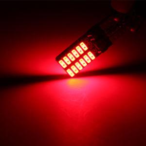 Libre de error Canbus T10 W5W de luz LED de 168 194