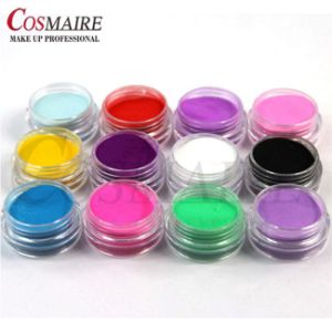 Pó de unhas de acrílico colorido profissional, PÓ ACRÍLICO para unhas de acrílico