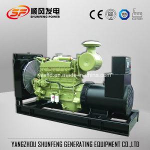 Diesel a basso rumore Genset di energia elettrica di 160kVA Cummins