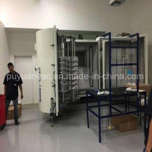 Luzes automáticas de resistência de revestimento de máquina de revestimento de evaporação