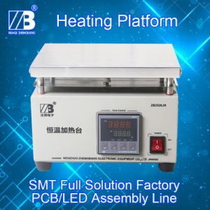 LEDのPCBのためのアルミニウム基板の一定した温度の予熱プラットホーム