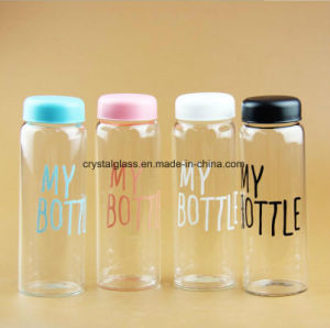 O meu estilo de vaso vaso de plástico transparente com tampa de plástico
