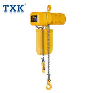 palan électrique à chaîne de 1 tonne pour les frais généraux Crane
