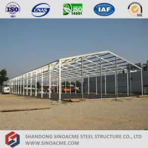 Estructura de acero prefabricados Sinoacme Almacén de bastidor de la vivienda