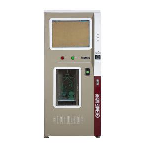 Coin/Carte exploité vending machine automatique de l'eau pure pour la vente