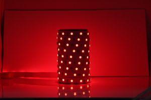 Cinta de LED de luz con bonito color