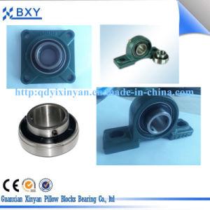 Larga vida de servicio pesado de rodamiento de chumacera de UCP212, la UCP212-36 Inserte el rodamiento de acero cromado