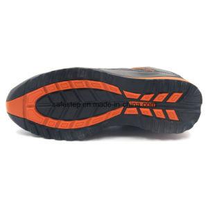 El deporte de la luz de zapatos de seguridad con suela de Kevlar Toe compuesto