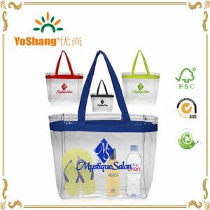 PVCショッピング・バッグPVCショルダー・バッグのゆとりPVC袋