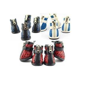 Haustier-Zubehör imprägniern Haustier-Schuhe