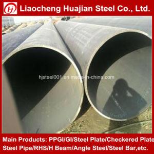 Grosse Durchmesser-Schweißungs-Stahlrohr hergestellt in China