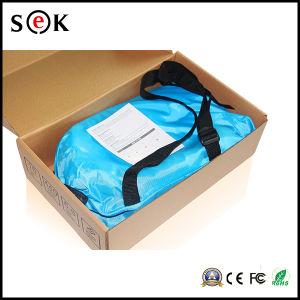 Sekの膨脹可能なたまり場のラウンジチェアの空気ソファー袋の軽量の寝袋