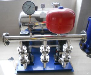 WZGシリーズステンレス鋼の給水設備