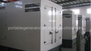 Leiser Dieselgenerator angeschalten von Perkins Engine 125kVA (YMP-100)