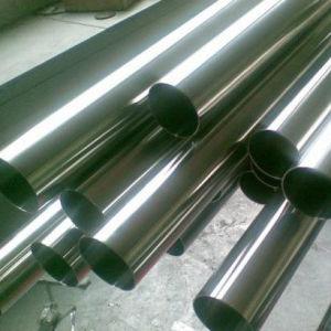 Tubo di lucidatura dell'acciaio inossidabile per il progetto della decorazione