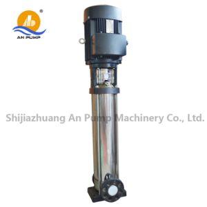 Pompa ad acqua centrifuga a più stadi verticale dell'alimentazione della caldaia