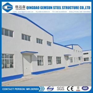 De bajo coste personalizada Span prefabricados de acero de gran casa de estructura de la construcción de almacén