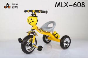 中国はセリウムが付いている三輪車の赤ん坊の子供のスクーターの手押車のバイクをからかう