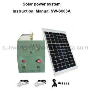 25W солнечные домашние системы ---новые (S003A)