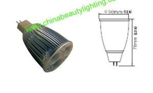 LED 3X2w MR16 Spot Light LED Bulb