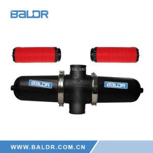 3 H Tipo Disco de descarga automática do sistema do filtro de irrigação