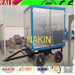 Resistente al agua de filtración de aceite de transformadores de tipo de máquina, el purificador de aceite aislante
