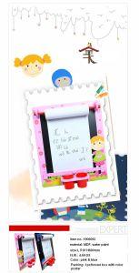 Parete-Mount multifunzionale Drawing Board & Blackboard di Wooden per Kids