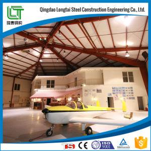 Bastidor de la estructura de acero Construcción Hangar