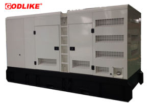 Prezzo di fabbrica 160kw/200kVA Cummins Genset diesel silenzioso (6CATA8.3-G2) (GDC200*S)