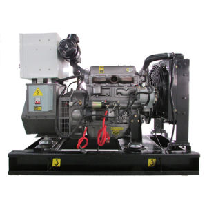 中国の製造者ホームによって使用される力10kwのBiogasの発電機セット