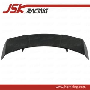 Alerón posterior de Fiebr del carbón del estilo de Revozport para la uno-Clase del Benz W176 (JSK061010)