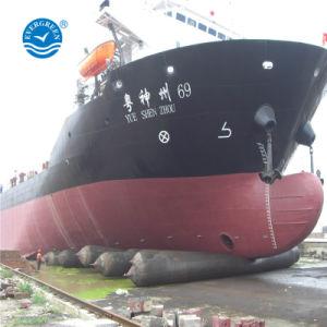 바다 에어백 배 드는 발사 회수 배 고무 에어백