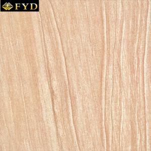 Verglaasde Houten Tegel 600X600mm van de Vloer van het Porselein van de Korrel (FGA60146)